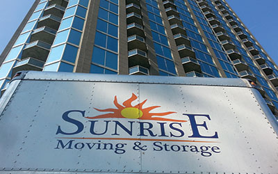 Sunrise Moving & Storage Commercial Moving